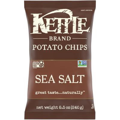 Sea Salt Potato Chips