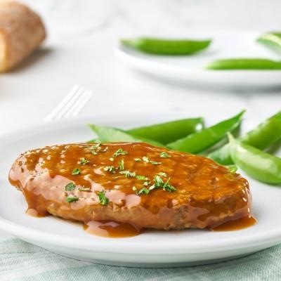 Campbell's® Frozen Entrées Savory Salisbury Steak with Gravy