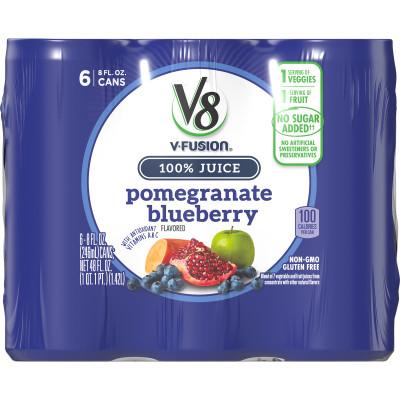 Juice Blend, Pomegranate Blueberry