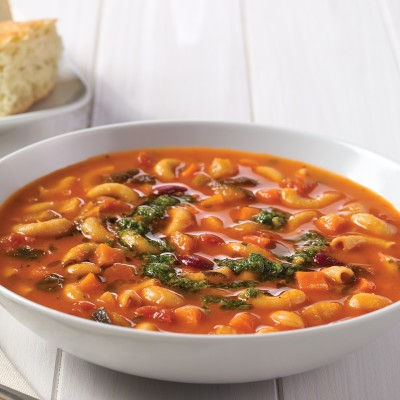 Campbell's® Reserve Frozen Ready to Eat Minestrone Soup with Garden Vegetables