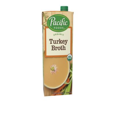 Organic Turkey Broth