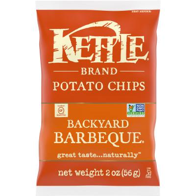 Backyard Barbeque Potato Chips