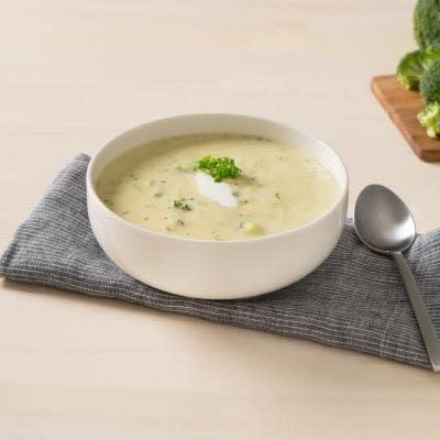 Campbell's® Signature Frozen Condensed Cream of Broccoli Soup