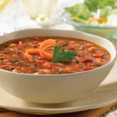 Campbell's® Signature Frozen Ready to Eat Soup Vegan Vegetable Soup