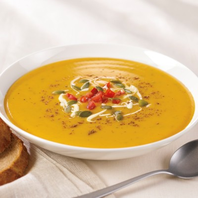 Campbell's® Reserve Frozen Ready to Eat Butternut Squash Soup with Curry