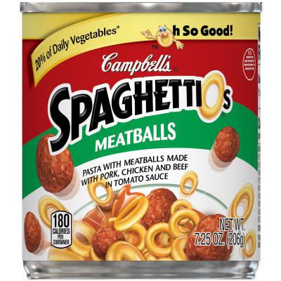 SpaghettiOs® with Meatballs