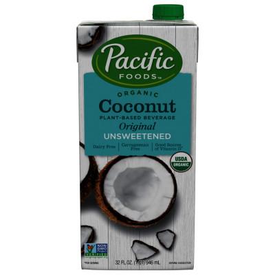 Organic Coconut Unsweetened Original Beverage