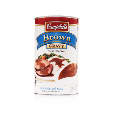 Campbell's® Ready to Serve Brown Gravy, Rich and Flavorful Recipe