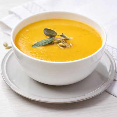 Campbell's® Signature Frozen Ready to Eat Soup Harvest Butternut Squash Soup
