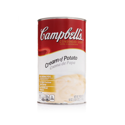 Campbell's® Classic Condensed Cream of Potato Soup