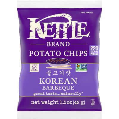 Korean Barbeque Potato Chips