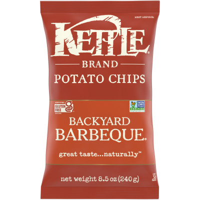Backyard Barbeque® Kettle Potato Chips