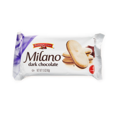 PEPPERIDGE FARM® MILANO® COOKIES DISTINCTIVE PORTION PACK
