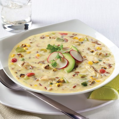 Campbell's® Reserve Frozen Ready to Eat Tequila Spiked Fiesta Chicken Soup