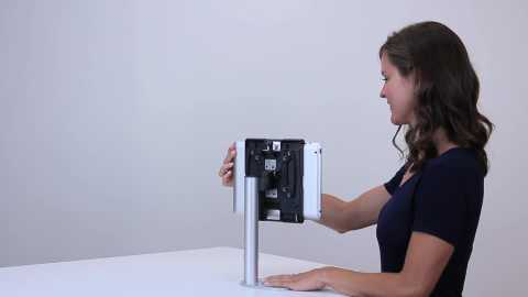 Novus MY Point Tablet Holder Video