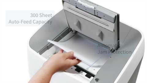 Dahle ShredMATIC® 35314 Auto-Feed Shredder Video