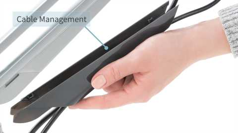Novus CLU Monitor Arm Series Video