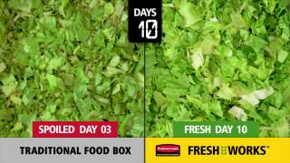 Watch a time lapse video to see how Freshworks™ Produce Saver can extend the life of your produce.
