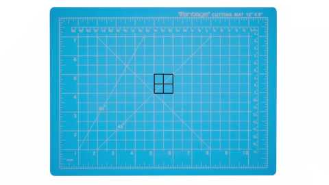 Dahle Vantage® Self-Healing Cutting Mat-Blue Video