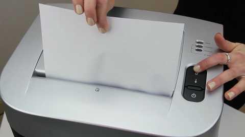 Dahle PaperSAFE® 22312 Shredder Video